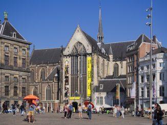 Vecchia chiesa di Amsterdam