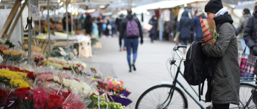 Dappermarkt Amsterdam