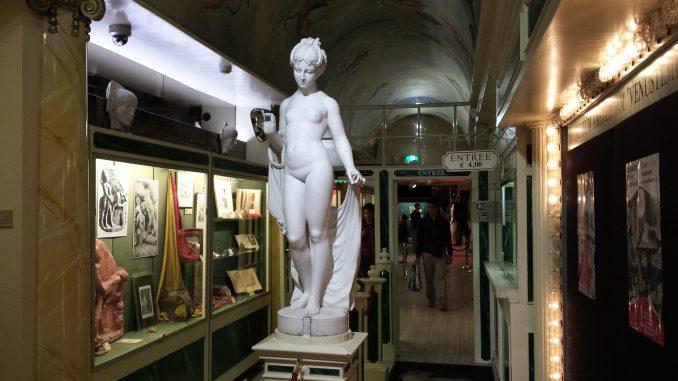 Sex Museum di Amsterdam