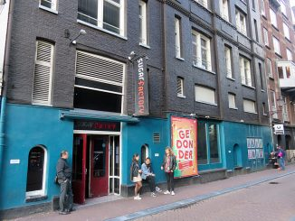 Sugarfactory Amsterdam