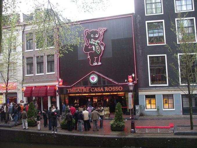 Theatre Casa Rosso