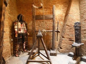Muzeum mučení Amsterdam