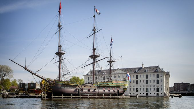 VOC-schip Amsterdam