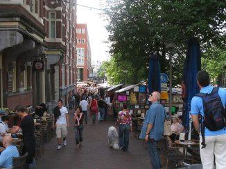 Waterlooplein markt