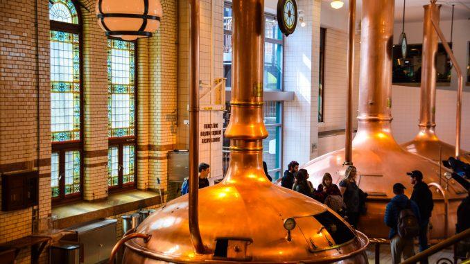 Bierbrouwerijen Amsterdam