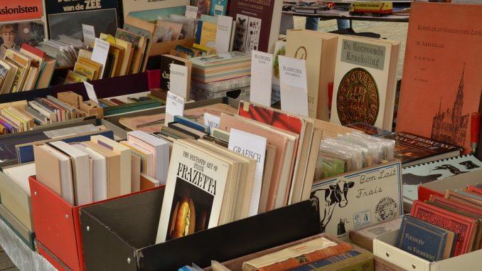 boekenmarkt Amsterdam