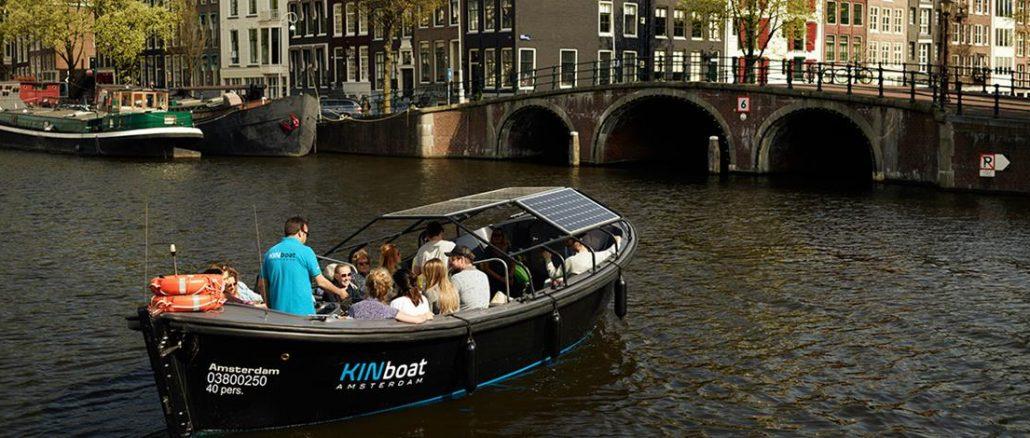 Kinboat Amsterdam