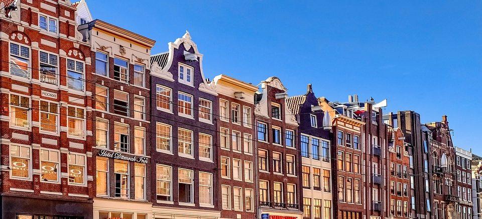 winkelen in Amsterdam